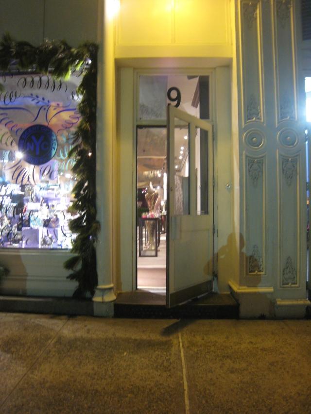 The Perfume Store at 9 Bond Street