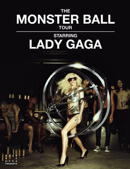 Lady Gaga Monster Ball Promotional