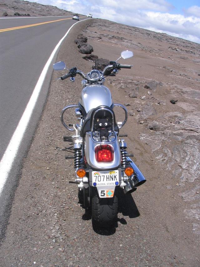 Chococat, Outlaw Biker!