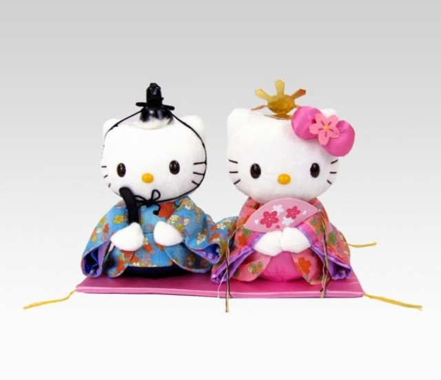"Hello Kitty and ""Dear Daniel"" - Traditional Japanese Wedding"