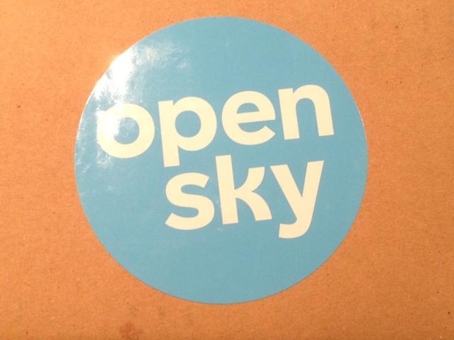 OpenSky Blue(®)? ≠ Tiffany Blue®