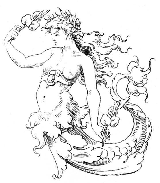 Mermaid-Vintage-GraphicsFairy2