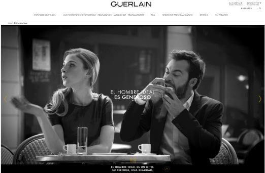 Guerlain L'Homme Idéal - The Luncheon
