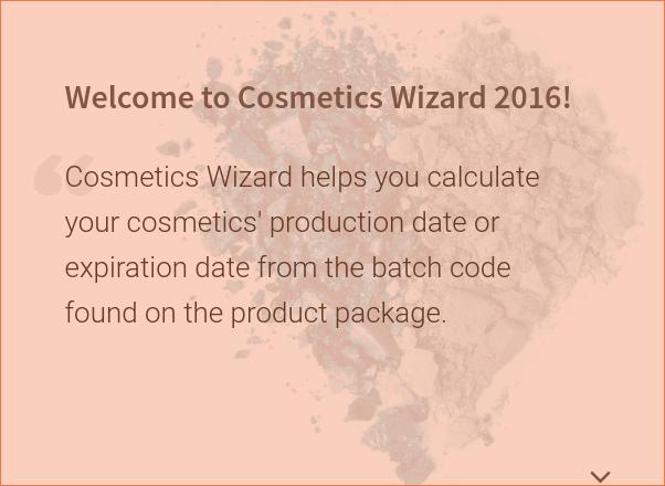 CosmeticsWizard